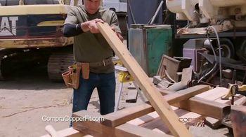 Copper Fit Freedom Sleeves TV Spot, 'Más compresión' [Spanish] - Thumbnail 3