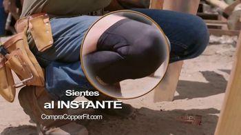 Copper Fit Freedom Sleeves TV Spot, 'Más compresión' [Spanish] - Thumbnail 5