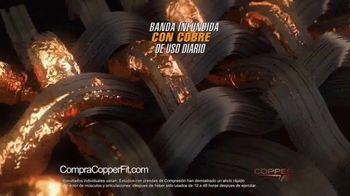 Copper Fit Freedom Sleeves TV Spot, 'Más compresión' [Spanish] - Thumbnail 6