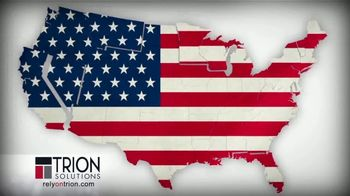Trion Solutions TV Spot, 'The American Dream' - Thumbnail 5