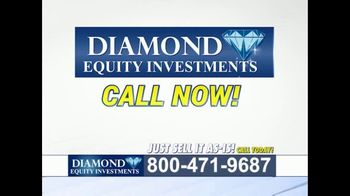 Diamond Equity Investments TV Spot, 'Avoid the Hassle' - Thumbnail 9
