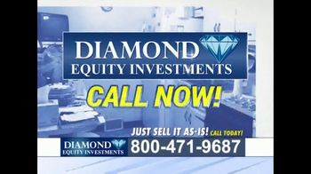Diamond Equity Investments TV Spot, 'Avoid the Hassle' - Thumbnail 3