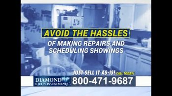 Diamond Equity Investments TV Spot, 'Avoid the Hassle' - Thumbnail 4