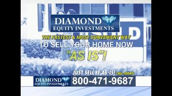 Diamond Equity Investments TV Spot, 'Avoid the Hassle' - Thumbnail 5