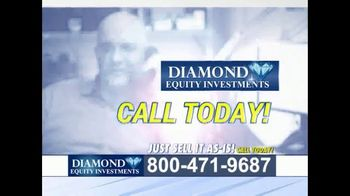 Diamond Equity Investments TV Spot, 'Avoid the Hassle' - Thumbnail 6
