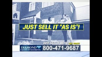 Diamond Equity Investments TV Spot, 'Avoid the Hassle' - Thumbnail 7