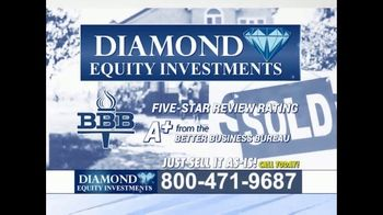 Diamond Equity Investments TV Spot, 'Avoid the Hassle' - Thumbnail 8