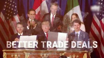 America First Policies TV Spot, 'Comeback' - Thumbnail 8
