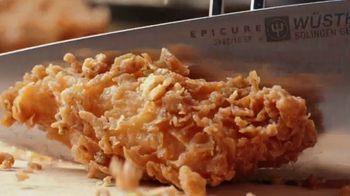 Popeyes BBQ Bacon Cheddar Chicken Sandwich TV Spot, 'Better' - Thumbnail 4