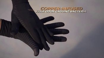Copper Fit GuardWell Hand Protector TV Spot, 'Protective Layer'