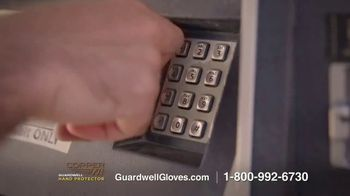 Copper Fit GuardWell Hand Protector TV Spot, 'Protective Layer' - Thumbnail 6