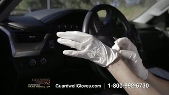Copper Fit GuardWell Hand Protector TV Spot, 'Protective Layer' - Thumbnail 9