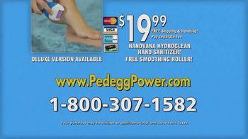 PedEgg Power TV Spot, 'Everyone Gets Calluses: Handvana Hydroclean Hand Sanitizer' - Thumbnail 9