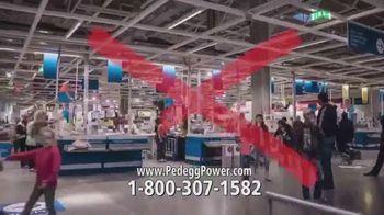 PedEgg Power TV Spot, 'Everyone Gets Calluses: Handvana Hydroclean Hand Sanitizer' - Thumbnail 7