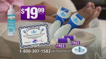 PedEgg Power TV Spot, 'Everyone Gets Calluses: Handvana Hydroclean Hand Sanitizer' - Thumbnail 8