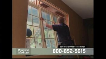 Renewal by Andersen TV Spot, 'Making Your Home More Comfortable' - Thumbnail 4