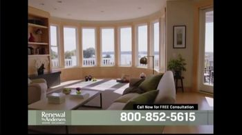 Renewal by Andersen TV Spot, 'Making Your Home More Comfortable'