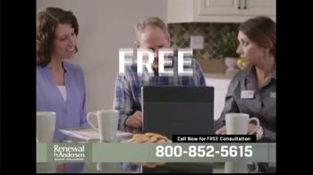 Renewal by Andersen TV Spot, 'Making Your Home More Comfortable' - Thumbnail 8