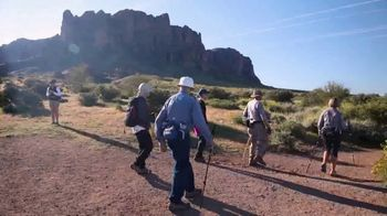 Arizona State Parks & Trails TV Spot, 'Eager to Get Outdoors' - Thumbnail 1