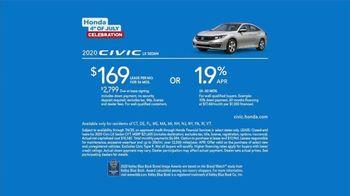 Honda 4th of July Celebration TV Spot, 'Enjoy the Open Road: Sedans' [T2] - Thumbnail 6