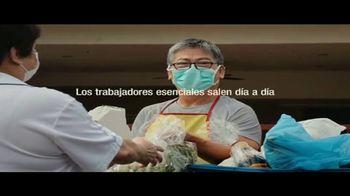 Ad Council TV Spot, 'Afuera por nosotros: Thanking Essential Workers' canción de Alicia Keys [Spanish] - Thumbnail 3