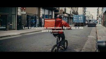 Ad Council TV Spot, 'Afuera por nosotros: Thanking Essential Workers' canción de Alicia Keys [Spanish] - Thumbnail 4