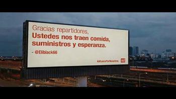 Ad Council TV Spot, 'Afuera por nosotros: Thanking Essential Workers' canción de Alicia Keys [Spanish] - Thumbnail 8