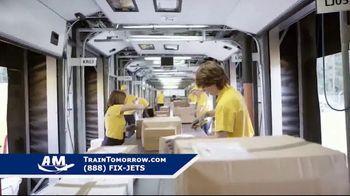 Aviation Institute of Maintenance TV Spot, 'Essential Cargo' - Thumbnail 3