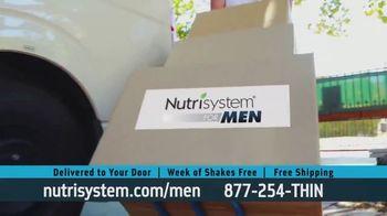 Nutrisystem for Men TV Spot, 'Doorbell: Probiotic Shakes' - Thumbnail 3