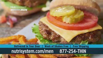 Nutrisystem for Men TV Spot, 'Doorbell: Probiotic Shakes' - Thumbnail 5