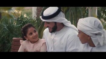 Abu Dhabi TV Spot, 'Where People Hope, Persevere, and Dream'