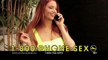 1-800-PHONE-SEXY TV Spot, 'No Summer Fantasy Vacation This Year' - Thumbnail 7