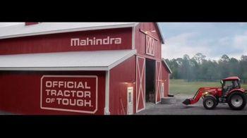 Mahindra Summer Sales Event TV Spot, 'Comfort in Hard Work'