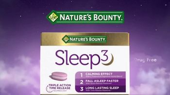 Nature's Bounty Sleep3 TV Spot, 'Great Sleep Comes Naturally' - Thumbnail 6