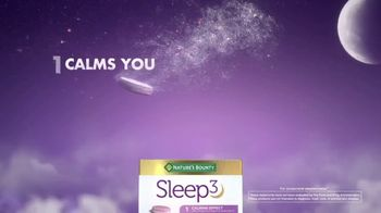 Nature's Bounty Sleep3 TV Spot, 'Great Sleep Comes Naturally' - Thumbnail 3