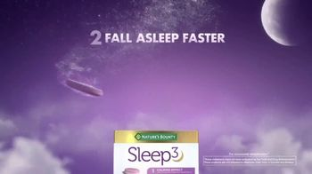 Nature's Bounty Sleep3 TV Spot, 'Great Sleep Comes Naturally' - Thumbnail 4