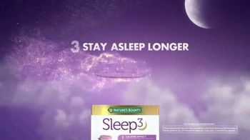 Nature's Bounty Sleep3 TV Spot, 'Great Sleep Comes Naturally' - Thumbnail 5
