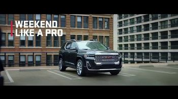 GMC Acadia TV Spot, 'Weekend Starts Now' Song by Sugar Chile Robinson [T1] - Thumbnail 8