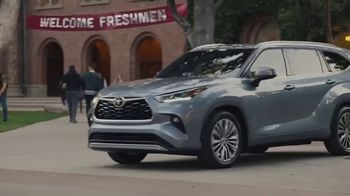 Toyota Highlander TV Spot, 'Allies' [T1] - Thumbnail 8