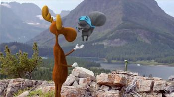 GEICO TV Spot, 'The Gecko Meets Rocky & Bullwinkle' Song by Edvard Grieg - Thumbnail 3