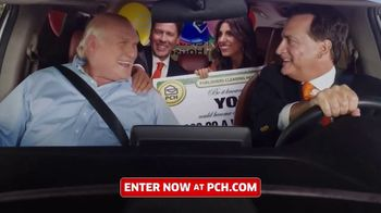 Publishers Clearing House TV Spot, 'Can't Believe It' Featuring Terry Bradshaw - 189 commercial airings