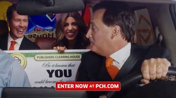 Publishers Clearing House TV Spot, 'Can't Believe It' Featuring Terry Bradshaw - Thumbnail 3
