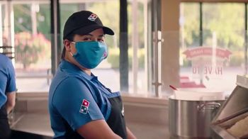 Domino's TV Spot, 'Carside Delivery' [Spanish] - 3347 commercial airings