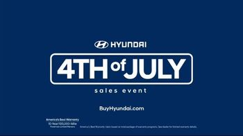 Hyundai 4th of July Sales Event TV Spot, 'Little Accidents' [T2] - Thumbnail 9