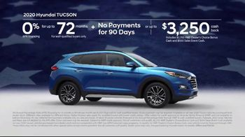 Hyundai 4th of July Sales Event TV Spot, 'Little Accidents' [T2] - Thumbnail 7