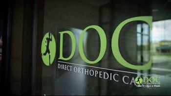Direct Orthopedic Care TV Spot, 'Bill' - Thumbnail 6