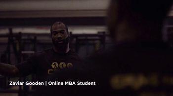 Abilene Christian University TV Spot, 'Accelerate Your Career: Zaviar Gooden'
