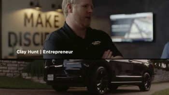 Abilene Christian University TV Spot, 'Accelerate Your Career: Clay Hunt'