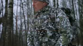SITKA Gear The Fanatic System TV Spot, 'Quietest Construction Technology Ever' - Thumbnail 3