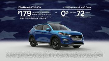 Hyundai 4th of July Sales Event TV Spot, 'Time to Shine' [T2] - Thumbnail 7